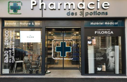 Pharmacie des 3 Potions,TOURS