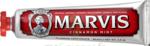 Marvis Rouge Pâte Dentifrice Menthe Cannelle T/85ml à TOURS