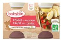 Babybio Pot Pomme Fraise à TOURS