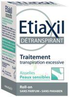 Etiaxil Aisselles Détranspirant Peau Sensibles Roll-on/15ml à TOURS