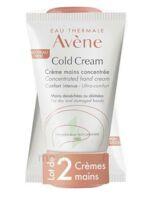Avène Eau Thermale Cold Cream Duo Crème Mains 2x50ml à TOURS