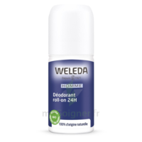 Weleda Déodorant Roll-on 24h Homme 50ml à TOURS