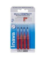 Inava Brossettes Mono-compact Rouge Iso 4 1,5mm à TOURS