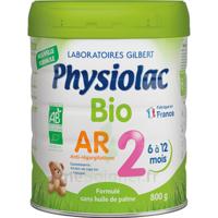 Physiolac Bio Ar 2 à TOURS