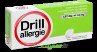 Drill 10 Mg Comprimés à Sucer Allergie Cétirizine Plq/7 à TOURS