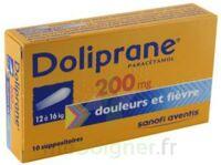 Doliprane 200 Mg Suppositoires 2plq/5 (10) à TOURS