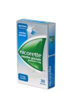 Nicorette 4 Mg Gom à Mâcher Médic Sans Sucre Menthe Glaciale Plq/30gom à TOURS