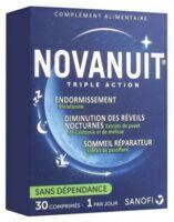 Novanuit Triple Action Comprimés B/30 à TOURS