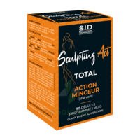 Sid Nutrition Minceur Sculpting Act Total Gélules B/90 à TOURS