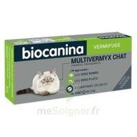 Biocanina Multivermyx Comprimés Vermifuge Chat B/2 à TOURS