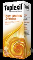 Toplexil 0,33 Mg/ml, Sirop 150ml à TOURS