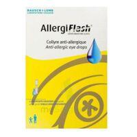 Allergiflash 0,05 %, Collyre En Solution En Récipient Unidose à TOURS
