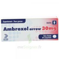 Ambroxol Arrow 30 Mg, Comprimé à TOURS