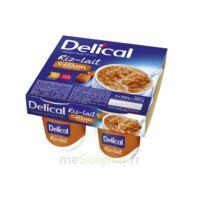 Delical Riz Au Lait Nutriment Caramel Pointe De Sel 4pots/200g à TOURS