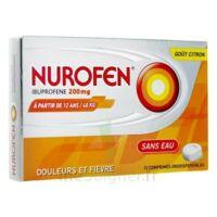 Nurofen 200 Mg, Comprimé Orodispersible à TOURS