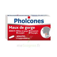 Pholcones Bismuth Adultes, Suppositoire à TOURS