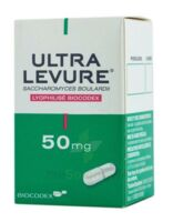 Ultra-levure 50 Mg Gélules Fl/50 à TOURS