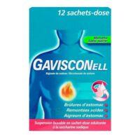 Gavisconell Suspension Buvable Sachet-dose Menthe Sans Sucre 12sach/10ml à TOURS