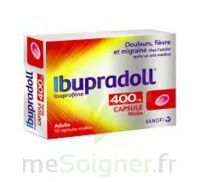 Ibupradoll 400 Mg Caps Molle Plq/10 à TOURS