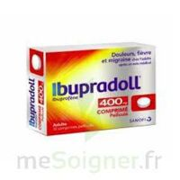 Ibupradoll 400 Mg, Comprimé Pelliculé à TOURS