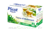 Picot Maman Tisane D'allaitement Verveine 20 Sachets à TOURS