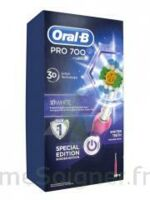 Oral B Professional Care 700 Brosse Dents White And Clean B/1 à TOURS