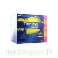 Tampax Compak - Tampon Régulier à TOURS