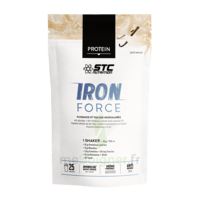 Stc Nutrition Iron Force® Protein - Vanille à TOURS