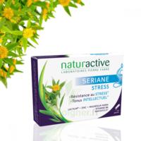 Naturactive Seriane Stress 30gélules à TOURS