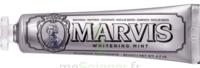 Marvis Blanc Pâte Dentifrice Blanchissant T/85ml à TOURS