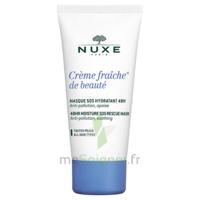 Crème Fraiche® De Beauté - Masque Hydratant 48h Et Anti-pollution50ml à TOURS