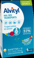 Alvityl Sucette Mal Des Transports B/10 à TOURS