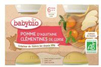 Babybio Pot Pomme Clémentines à TOURS