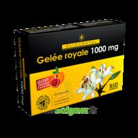 Sid Nutrition Oligoroyal Gelée Royale 1000 Mg _ 20 Ampoules De 10ml à TOURS
