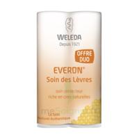 Weleda Duo Soin Des Lèvres Everon® 9,6ml à TOURS