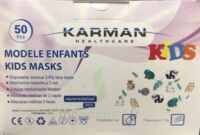 Masques Chirurgicaux Enfant Type Iir à TOURS